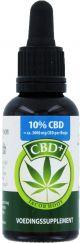 Jacob Hooy CBD + / Hemp oil (10%) 10 ml