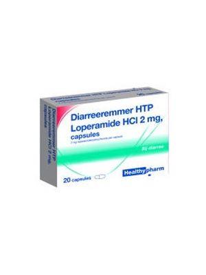 Healthypharm Diarrhea Inhibitor 2mg 10 Capsules