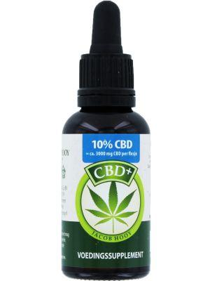Jacob Hooy CBD + / Hemp oil (10%) 30 ml