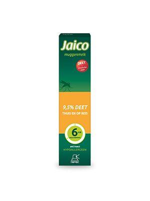 Jaico Muggenmelk spray 100 ml 9,5% Deet