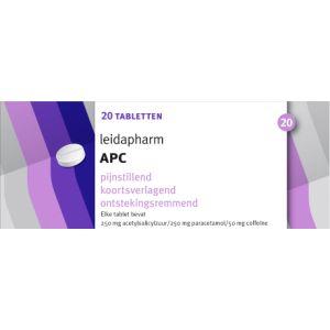 APC 20 Tabletten Leidapharm®