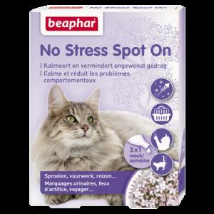 Beaphar No Stress Kat 3 Pipetten